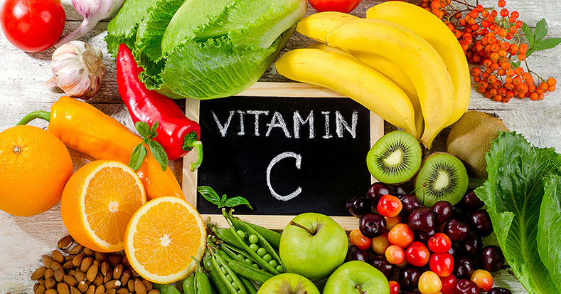 How does Vitamin C help