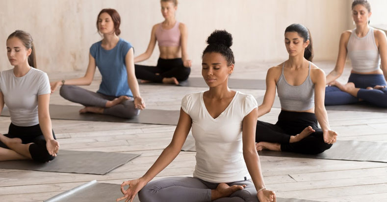 Meditation and Stress-relieving Exercises