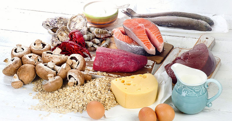 Sources Of Vitamin B