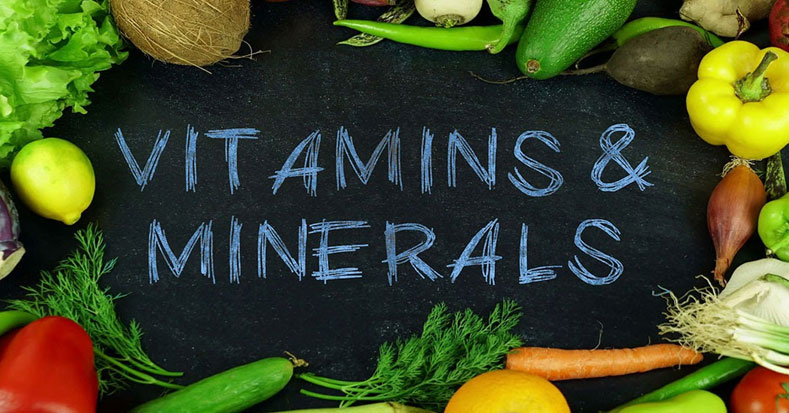 Vitamins And Minerals To Help You In Your Weight Loss Journey