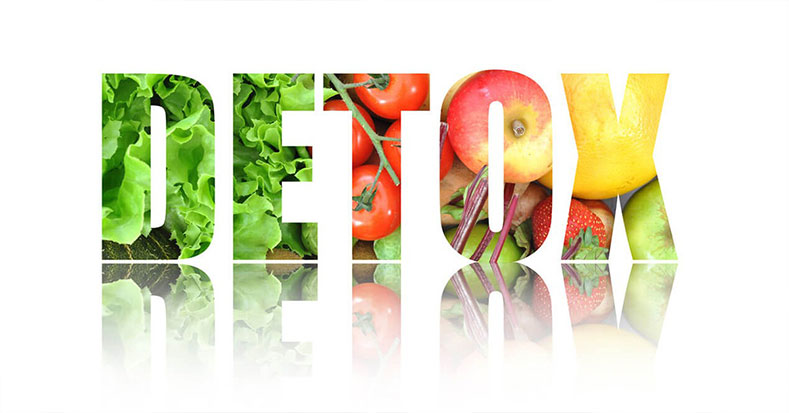 Role of Detoxification in Weight Loss & Toxin Elimination